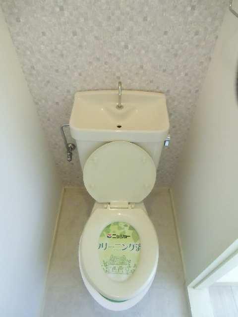 ハイツ翔B棟 2階 WC