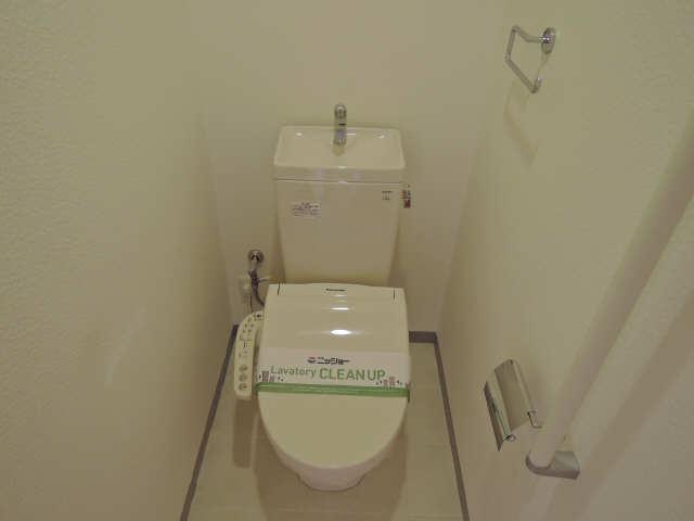 カーサヴェルデ 4階 WC