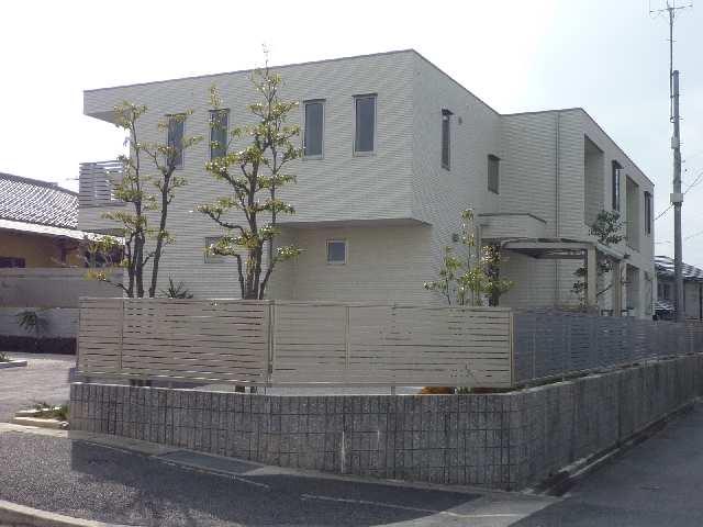リヴェール清水山 1階 外観