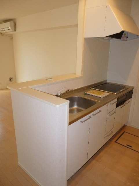 リヴェール清水山 1階 キッチン