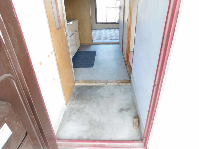 宝荘 2階 玄関
