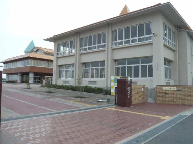 ポートタウンA・B 2階 弥富中学校