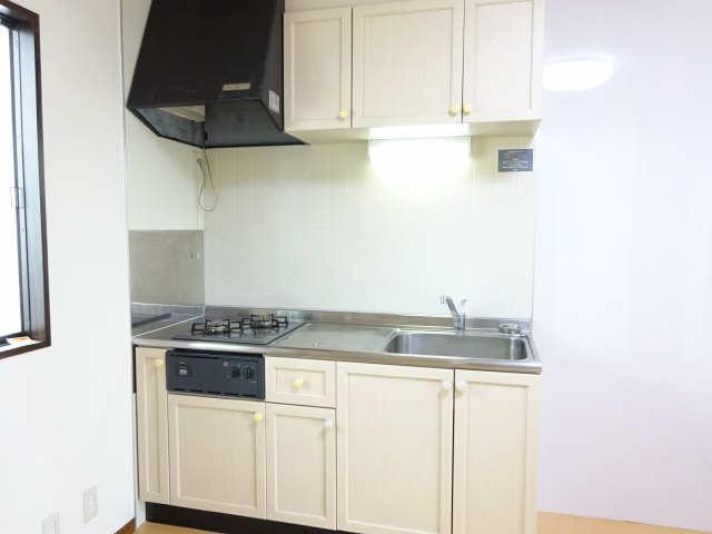 ポートタウンA・B 2階 キッチン
