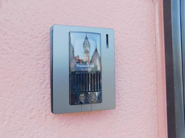 ラポール弥生  モニター付インターホン(玄関)