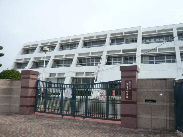 シャルム マノワールB 1階 弥富北中学校