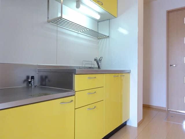 シャルム マノワールB 1階 キッチン