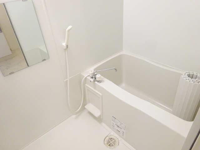 シャルム マノワールB 1階 浴室