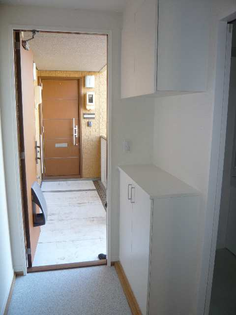 藤和ハイツⅥ 2階 玄関