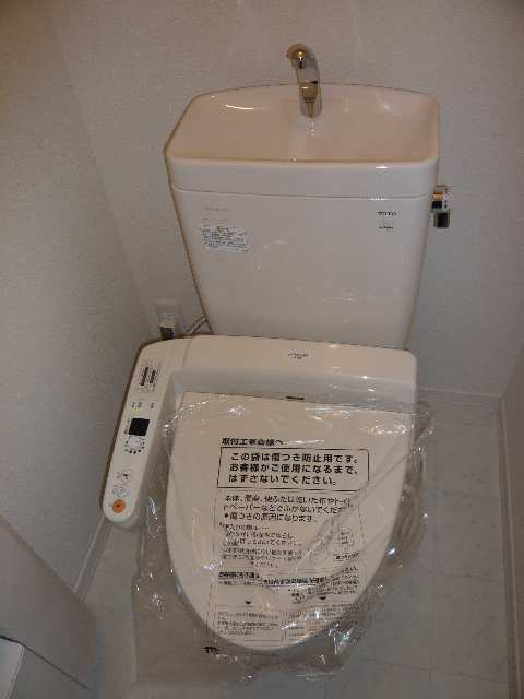 藤和ハイツⅥ 2階 WC