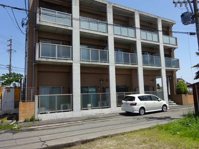 プロミネント弥富 Ⅱ 3階 外観