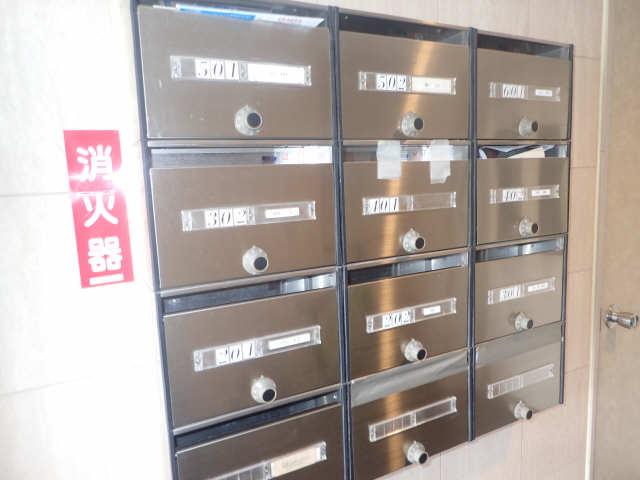御器所ホームズ 2階 集合ポスト