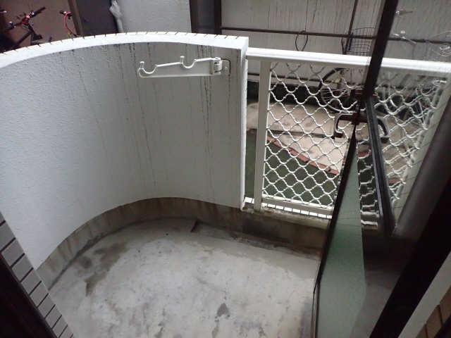 フォーブル御器所 1階 バルコニー