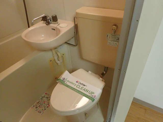 フォーブル御器所 1階 WC