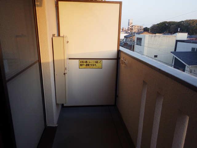 ミリアンメロディ川名 4階 バルコニー