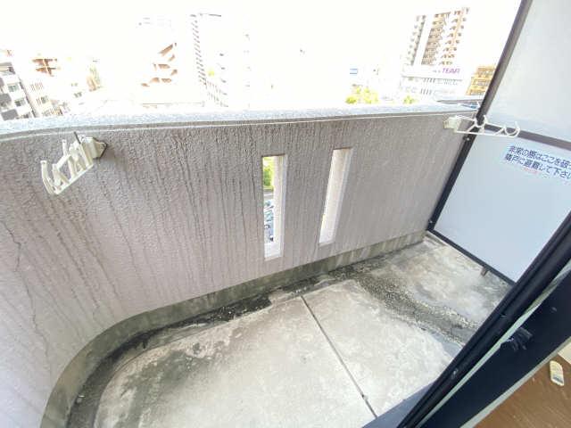 アームス東畑 6階 バルコニー
