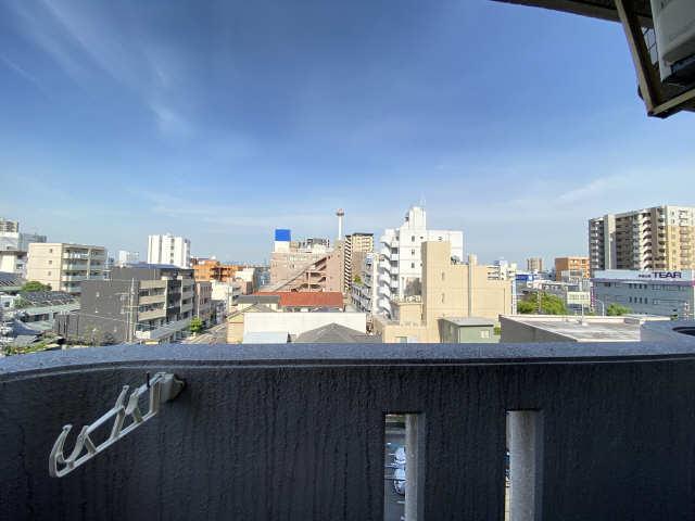 アームス東畑 6階 眺望