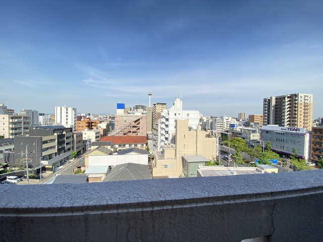 アームス東畑 8階 眺望