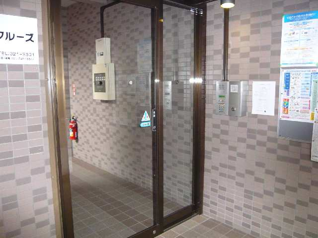 クレストステージ御器所 3階 エントランスホール