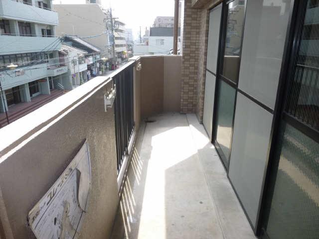 クレストステージ御器所 3階 バルコニー