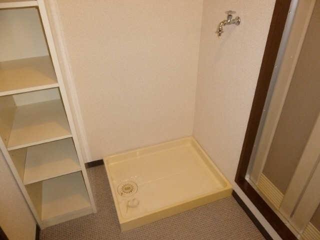 クレストステージ御器所 3階 洗濯機スペース