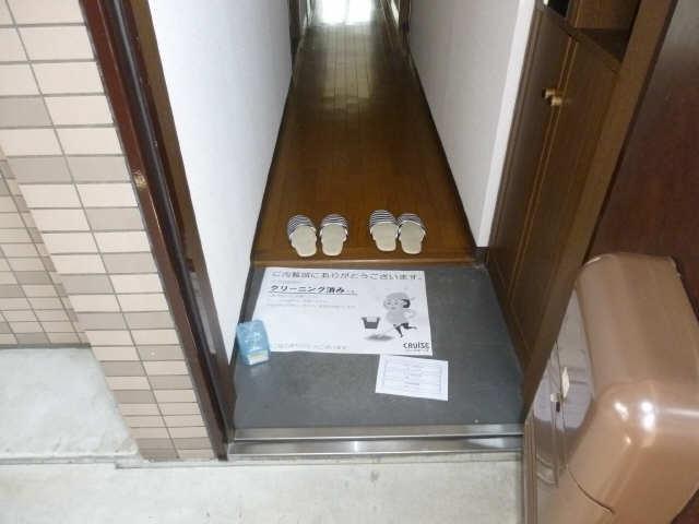 クレストステージ御器所 3階 玄関