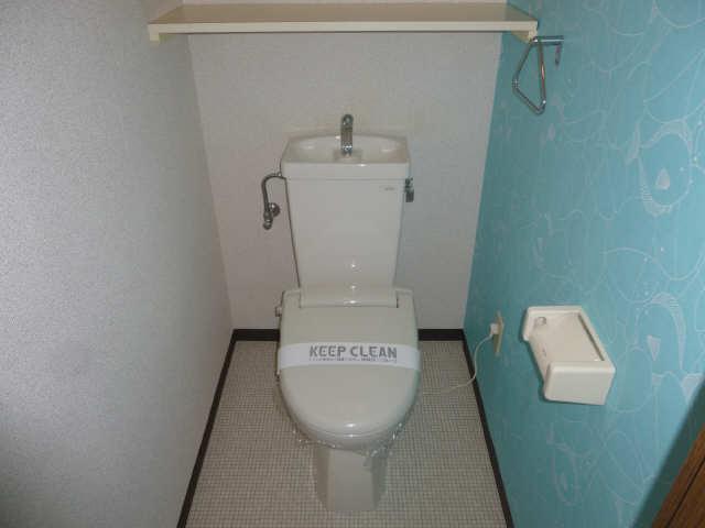 クレストステージ御器所 3階 WC