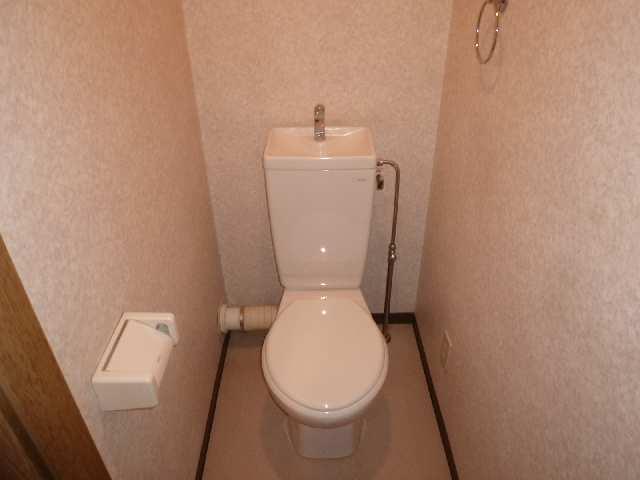 パックス荒畑 4階 WC