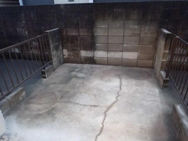 GRACE松風 1階 バルコニー