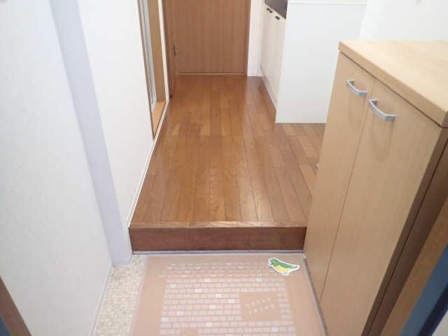 GRACE松風 1階 玄関