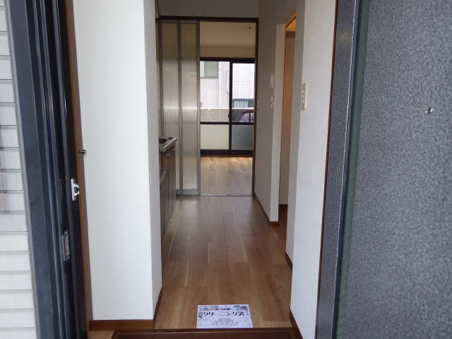 CozyCourt池端 1階 玄関