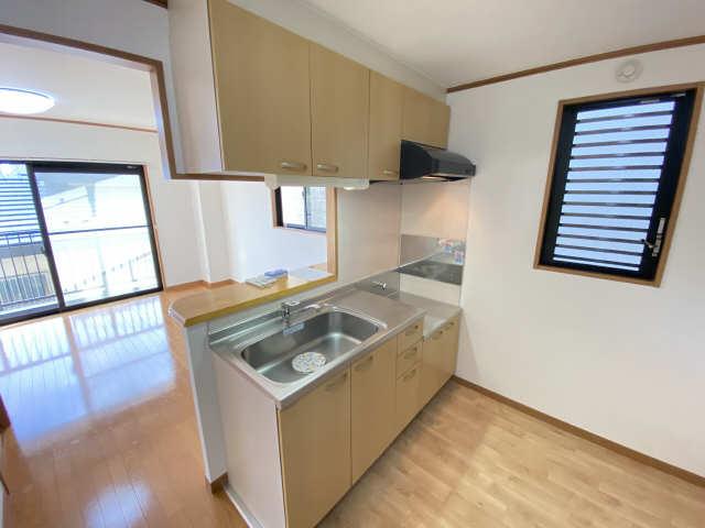 セレーノ御器所 3階 キッチン