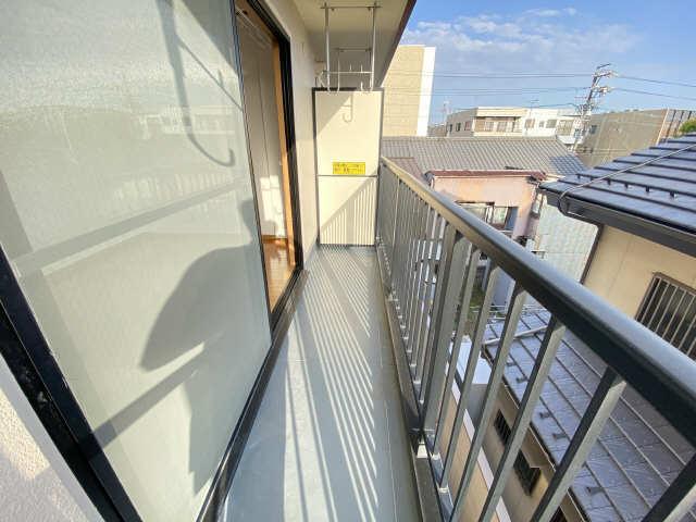 セレーノ御器所 3階 バルコニー