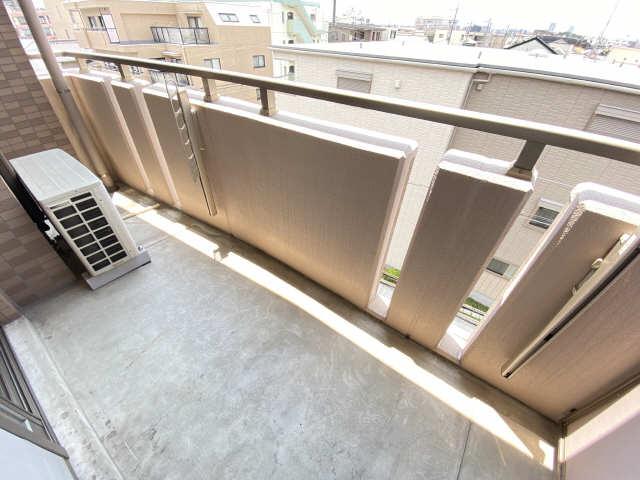 Vivre御器所 4階 バルコニー