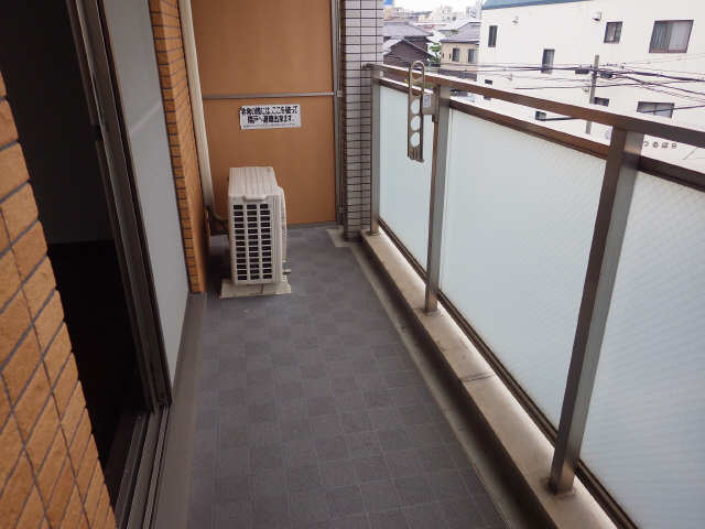鶴羽之彩 3階 バルコニー