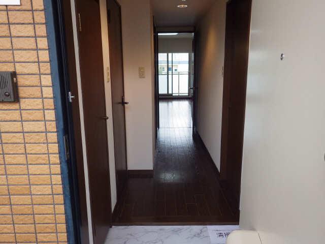 鶴羽之彩 3階 玄関