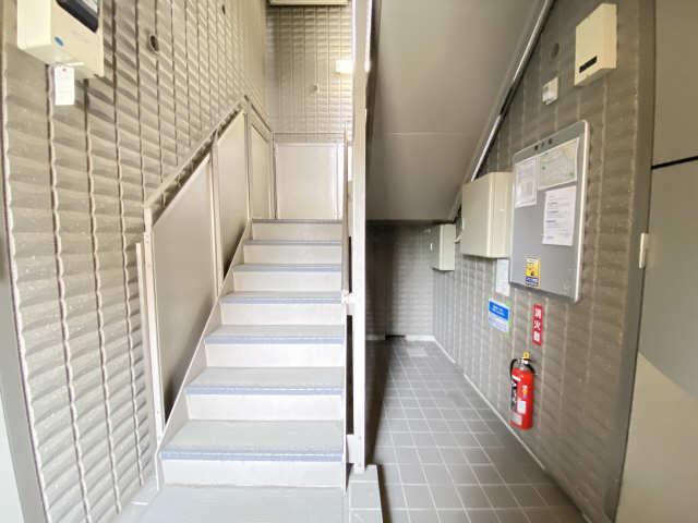 ボヌール 2階 共有部分