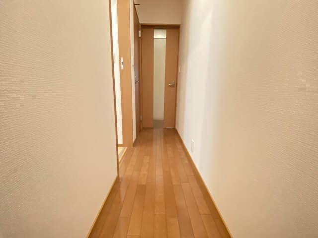 ボヌール 2階 廊下