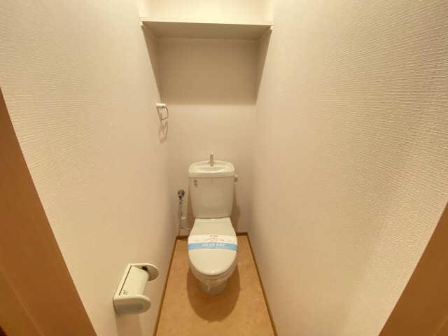 ボヌール 2階 WC