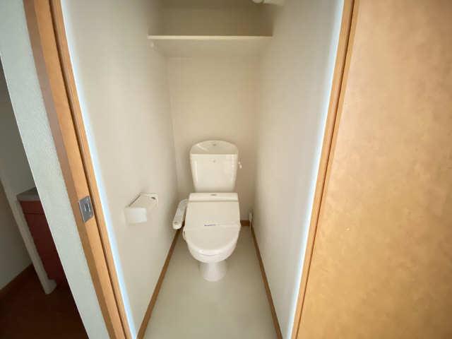 レオパレス和楽 2階 WC
