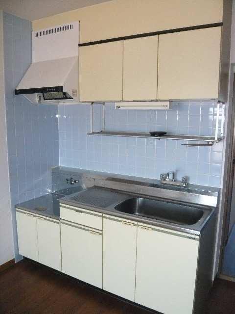 イルプリンチパーレ 4階 キッチン
