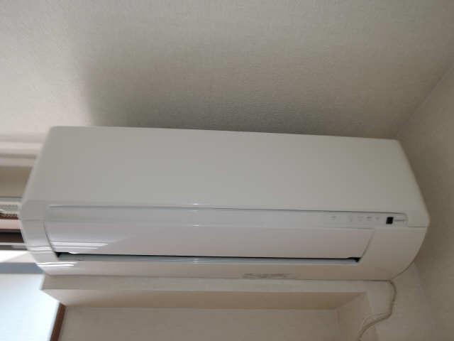 ドミール御日塚 1階 エアコン