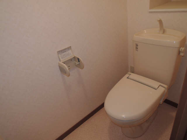 ドミール御日塚 1階 WC