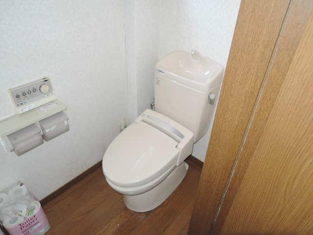 DIYペット可古民家風借家  WC