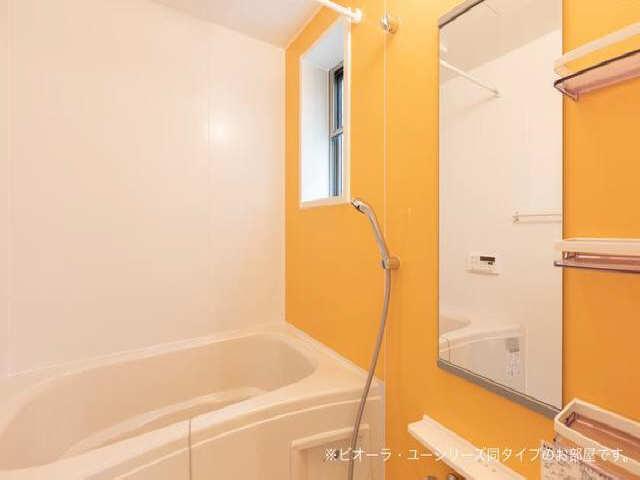 スカイ ホワイト 浴室