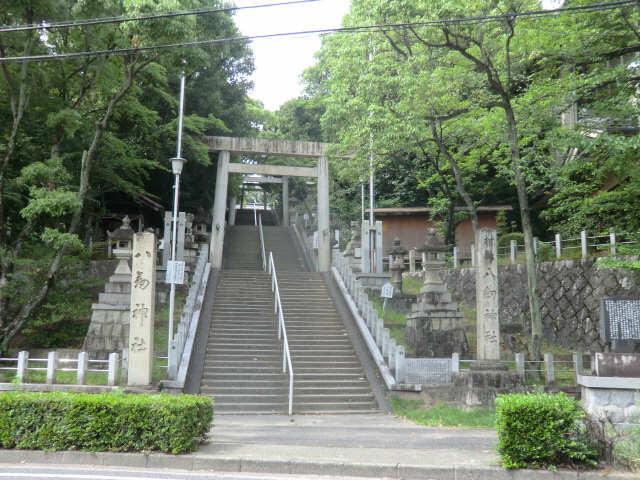 ウーリィパレス大森 5階 八釼神社