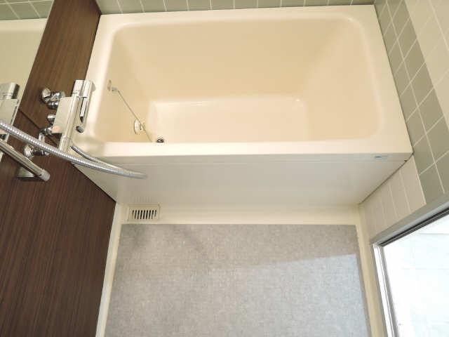 ウーリィパレス大森 3階 浴室