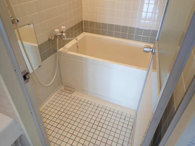 ウーリィパレス大森 5階 浴室