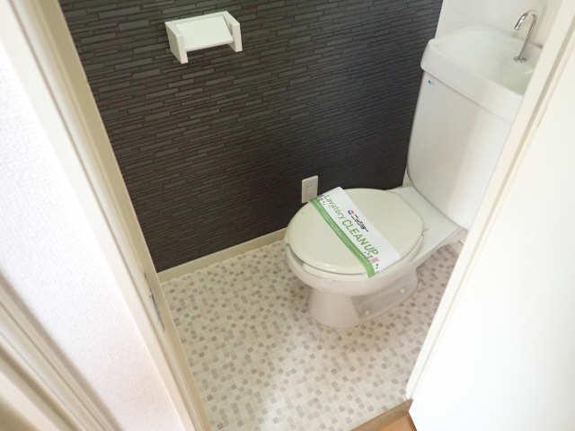 ウーリィパレス大森 5階 WC
