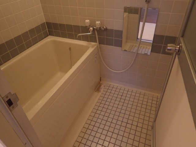 ウーリィパレス大森 6階 浴室