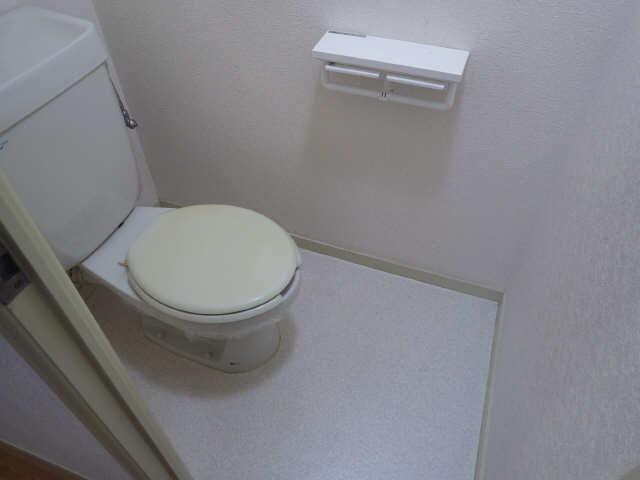 ウーリィパレス大森 6階 WC